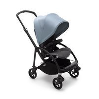 Wózek spacerowy Bugaboo Bee6  baza BLACK/GRAY z budką VAPOR BLUE