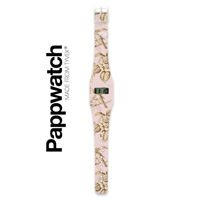 Zegarek I like paper, Pappwatch BIRDS LIKE FLOWERS ROSE By LAURA AGUSTI