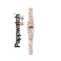 Zegarek I like paper, Pappwatch BIRDS LIKE FLOWERS ROSE By LAURA AGUSTI Kids