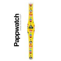 Zegarek I like paper, Pappwatch HAPPY GANG by STOCKLINA Kids