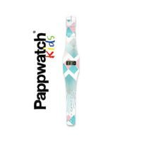 Zegarek I like paper, Pappwatch LAMELLA By QUEDENFELD DESIGN Kids