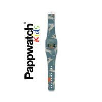 Zegarek I like paper, Pappwatch LIÈVRE By AXELLE DESIGN Kids