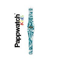 Zegarek I like paper, Pappwatch PALM LEAFS By MØNSTER PATTERNS Kids