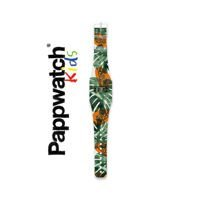 Zegarek I like paper, Pappwatch PAPAYA JUNGLE By BÂNUM Kids