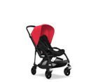 Wózek spacerowy Bugaboo Bee5 BLACK+/BLACK z budką NEON RED