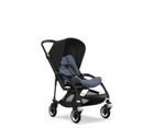 Wózek spacerowy Bugaboo Bee5 BLACK+/BLUE MELANGE z budką BLACK