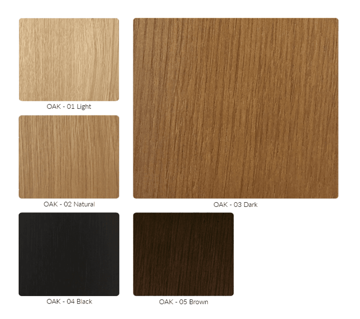 Fotel 366 Concept ECO LEATHER Collection, Dark Chocolate Oak 03