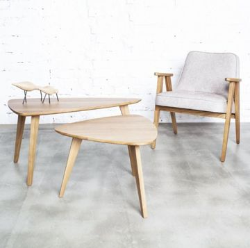 Fotel 366 Concept LOFT Collection, Mustard Oak 03