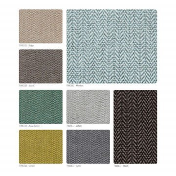 Fotel 366 Concept TWEED Collection, Black Oak 03
