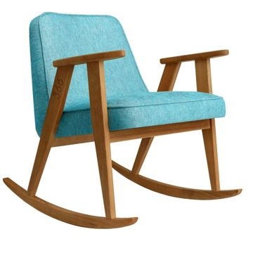 Fotel bujany 366 Concept LOFT Collection, Turquoise Oak 03