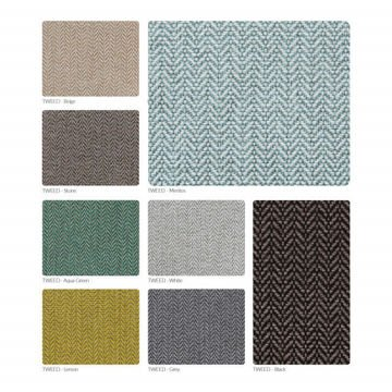 Fotel bujany 366 Concept, wersja Junior, TWEED Collection, Grey Oak 02