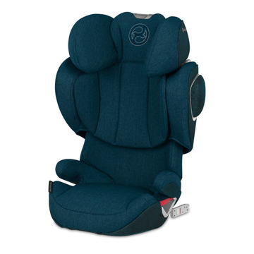 Fotelik samochodowy Cybex Solution Z-fix Plus, Mountain Blue