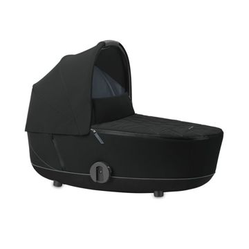Gondola do wózka Cybex Mios Lux, Deep Black