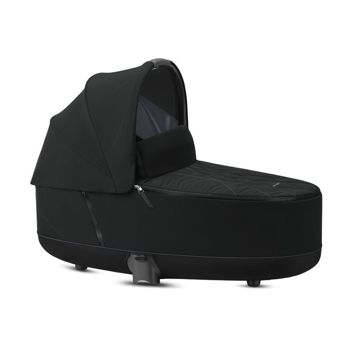 Gondola do wózka Cybex Priam Lux 2.0, Deep Black