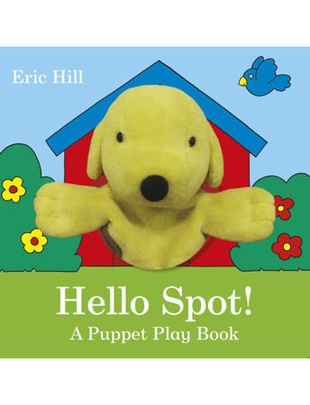 Hello Spot! A puppet play book