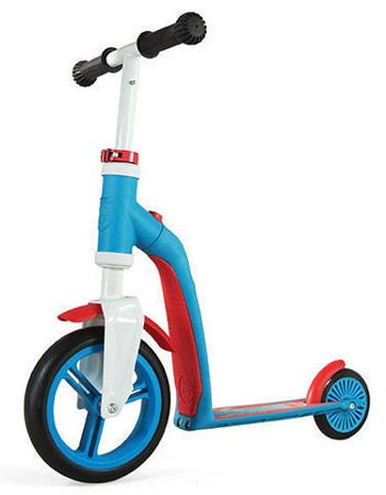Hulajnoga i rowerek 2w1 Scoot&Ride Highwaybaby 1+ Blue/Red