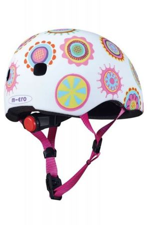 Kask Micro Doodle Dot (Matowy): S