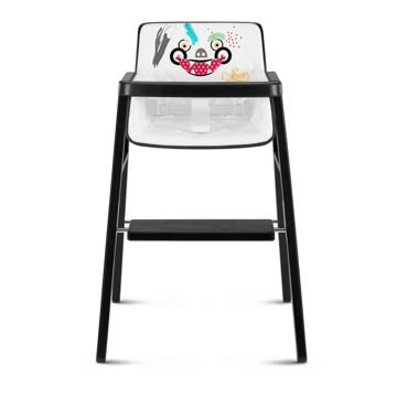 Krzesełko do karmienia Monster High Chair Cybex ,Graffiti