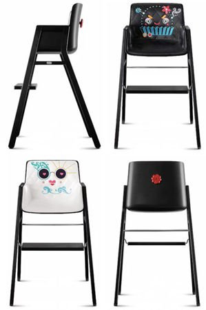 Krzesełko do karmienia Monster High Chair Cybex , Space Pilot