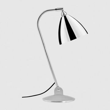 Lampa nablatowa Gubi Bestlite, BL2, All Chrome