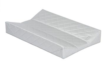 Mata na przewijak Quax Quilted Silver