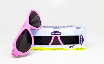 Okulary Aviator Babiators Princess Pink 3 - 7