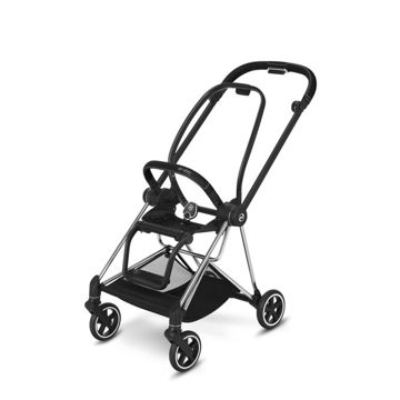 Stelaż do wózka Cybex Mios 2.0, Chrome Black