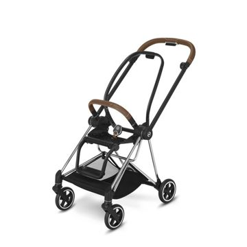 Stelaż do wózka Cybex Mios 2.0, Chrome Brown