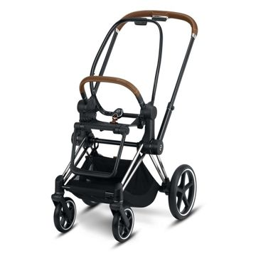 Stelaż do wózka Cybex Priam 2.0, Chrome Brown