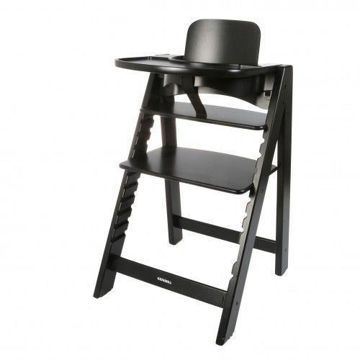 Taca do krzesełka do karmienia Kidsmill Highchair Up! Black