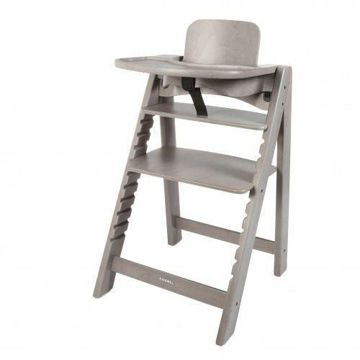 Taca do krzesełka do karmienia Kidsmill Highchair Up! Grey Wash