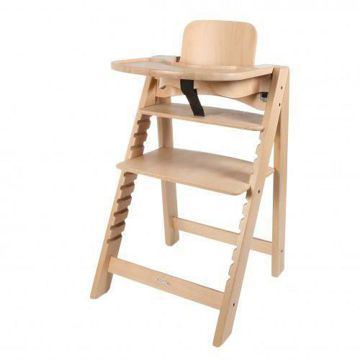 Taca do krzesełka do karmienia Kidsmill Highchair Up! Natural