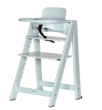 Taca do krzesełka do karmienia Kidsmill Highchair Up! Soft Green