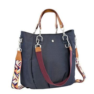 Torba z akcesoriami Lassig Green Label Mix 'n Match, Denim blue