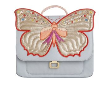 Tornister Jeune Premier, Butterfly Gold, mini