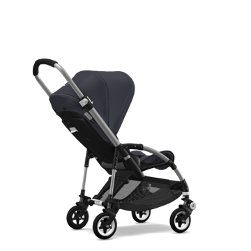 Wózek spacerowy Bugaboo Bee5 ALU+/STEEL BLUE z budką STEEL BLUE
