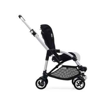Wózek spacerowy Bugaboo Bee5 BLACK+/BLACK z budką BIRDS
