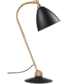 Lampa nablatowa Gubi, model Bestlite BL2, kolor Charcoal Black/Brass