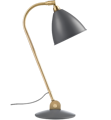 Lampa nablatowa Gubi, model Bestlite BL2, kolor Grey/Brass